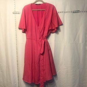 EShatki Wrap Dress